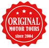 The Original Motor Tours since 2004